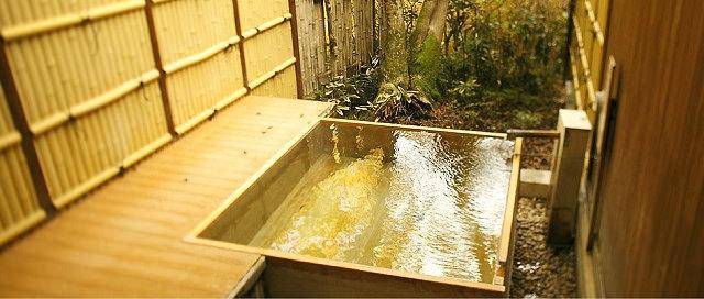 箱根小涌谷温泉 水の音-1