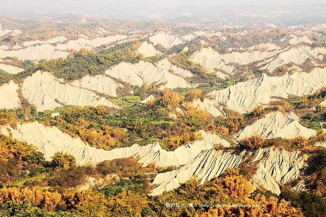 台南草山月世界308高地-2546