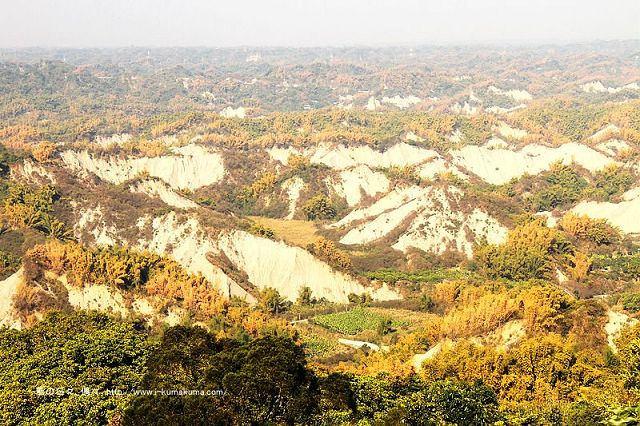 台南草山月世界308高地-2687