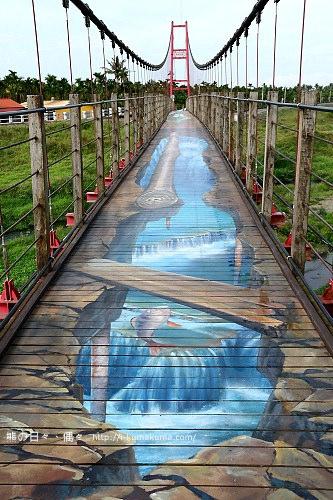 屏東萬巒吊橋--3076