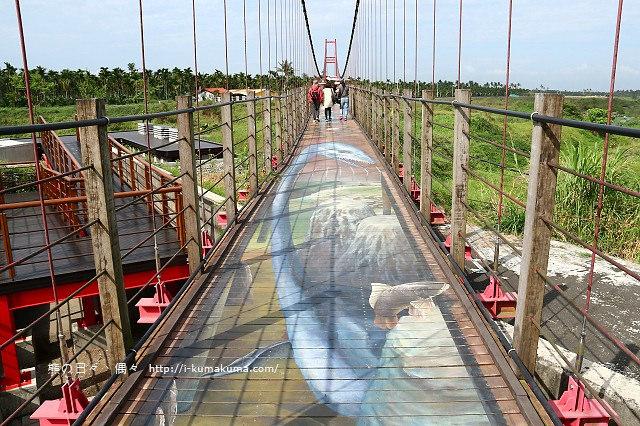 屏東萬巒吊橋--3215