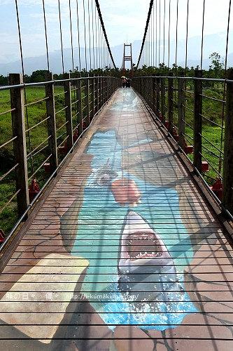 屏東萬巒吊橋--3184