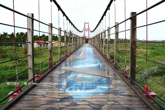 屏東萬巒吊橋--3081