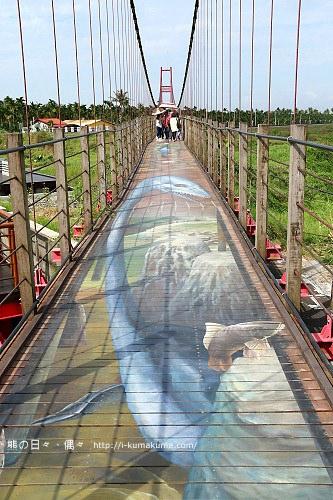 屏東萬巒吊橋--3217