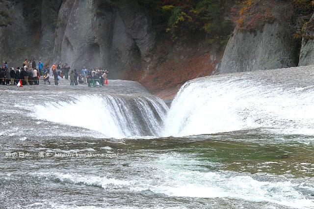 群馬吹割瀑布-8997