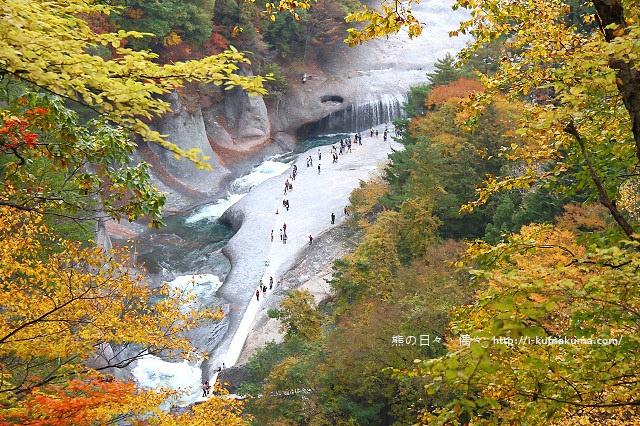 群馬吹割瀑布-9258