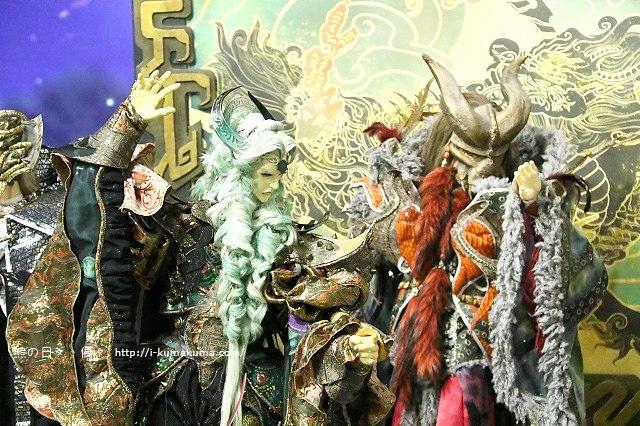 高雄霹靂英雄之魔吞戰紀特展-A5605